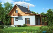projekty - Dům M19