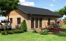 Přízemní dům BG 116