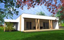 projekty - Dům BG 100 D