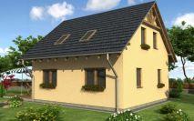 projekty - Dům RD 140
