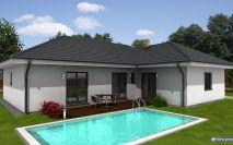 projekty typových domů - PROZI 138